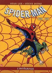 Spider-Man : L'Intégrale 1962-1963 [#1 - 2002]