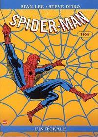 Spider-Man : L'Intégrale 1964 [#2 - 2002]