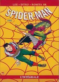 Spider-Man : L'Intégrale 1966 [#4 - 2003]
