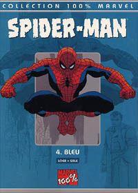 100% Marvel Spider-Man : Bleu #4 [2003]