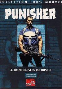 100% Marvel Punisher : Bons baisers de Russie #3 [2001]
