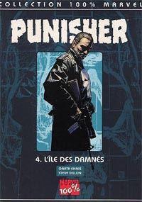 100% Marvel Punisher : L'île des damnés #4 [2002]