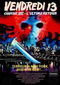 Vendredi 13 : L'ultime retour #8 [1989]