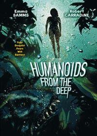 Les Monstres de la mer : Humanoïd terreur abyssale [1999]