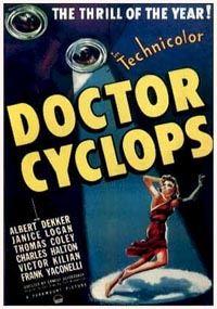 Docteur Cyclops [1940]