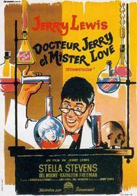 Dr Jekyll et Mr Hyde : Docteur Jerry et Mister Love [1963]