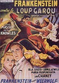 Frankenstein rencontre le Loup-garou [1947]