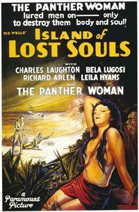 L'Ile du Docteur Moreau [1932]