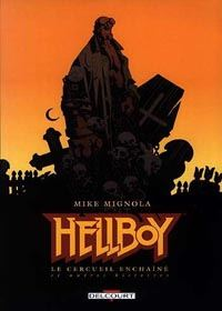 "HellBoy - Edition Delcourt : Cercueil Enchaine ""Le"" #2 [2000]"
