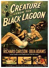 L'Etrange Créature du lac noir [#1 - 1955]