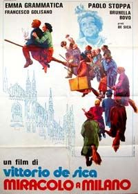 Miracle à Milan [1951]