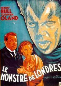 Le Loup-Garou : Le Monstre de Londres [1935]