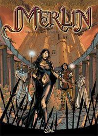 Légendes arthuriennes : Merlin : L'éveil du pouvoir #2 [2001]