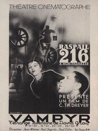 Vampyr, ou l'étrange aventure de David Gray [1932]