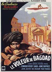 Le voleur de Bagdad [1940]