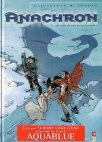 Anachron : Le Passeur des Monts Kordils [#3 - 2003]