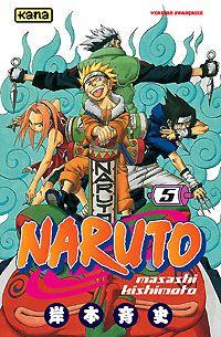 Naruto Tome 5 [2003]