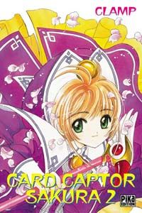 Card Captor Sakura Volume 2 : Card Captor Sakura