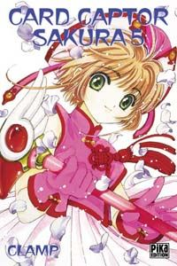 Card Captor Sakura Volume 5 [2000]