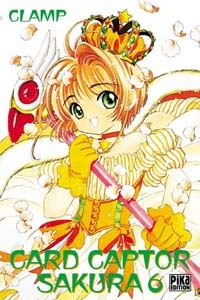 Card Captor Sakura Volume 6 : Card Captor Sakura