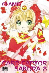 Card Captor Sakura Volume 8 [2001]