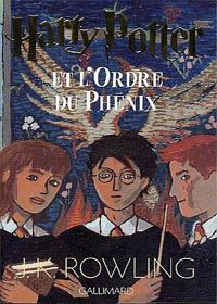 Harry Potter et l'Ordre du Phénix #5 [2003]
