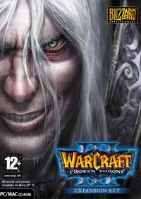 Warcraft III : The Frozen Throne [#3 - 2003]