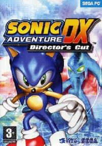 Sonic Adventure DX Director's Cut [#1 - 2003]