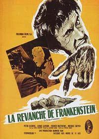 La Revanche de Frankenstein [1958]