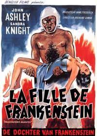 La Fille de Frankenstein [1962]