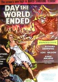 The Day the World Ended [1956]