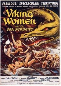 Viking Women and the Sea Serpent [1957]