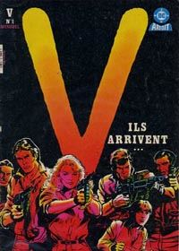 V, les visiteurs : V - le comics [1985]
