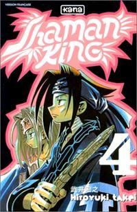 Shaman King : Un nouveau combat #4 [2000]