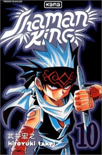 Shaman King : Route 66 Turbo [#10 - 2001]