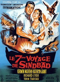 Le Septième Voyage de Sinbad [1958]