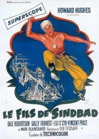 Le Fils de Sinbad [1955]