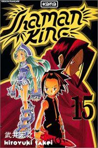 Shaman King : En avant l'equipe Fumbari Onsen! #15 [2003]