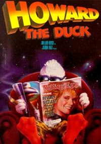 Howard... Une nouvelle race de héros : Howard the Duck - Blu-ray + DVD