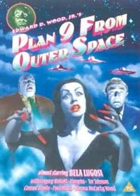 Plan 9 From Outer Space [1959]