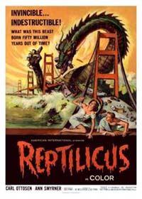 Reptilicus, le monstre des mers [1961]