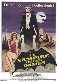 Dracula : Le Vampire de ces dames [1979]