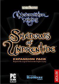 Les Royaumes oubliés : Shadows of Undrentide [2003]