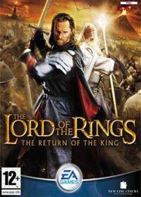 Le retour du Roi - GameCube