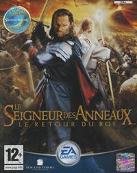 Le Seigneur des Anneaux : Le Retour du Roi : Le retour du roi - PS2