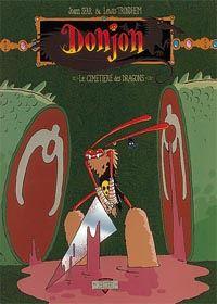 Donjon Crépuscule : Le Cimetière des dragons #1 [1999]