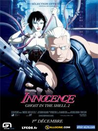 Ghost in the shell Innocence [2004]