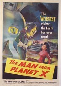 L'homme de la planète X [1951]