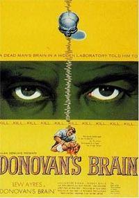 Donovan's Brain [1953]