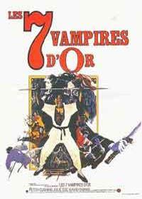 Les Sept Vampires d'Or : Les 7 Vampires d'Or [1974]